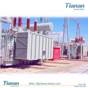 220KV Oil Immerse Power Transformer pictures & photos