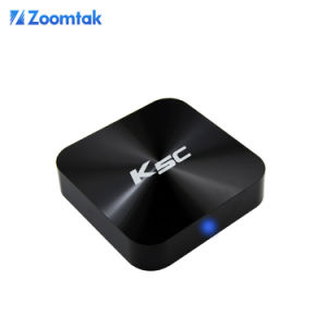Zoomtak Best Selling Product Dual Core Smart TV Box K5c pictures & photos