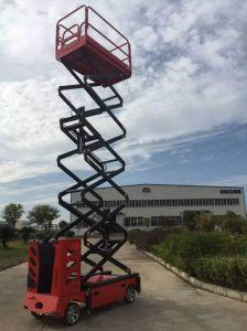 6-11 Meters Full Electric Scissor Lift pictures & photos