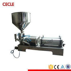 Semi Automatic Double Head Volumetric Filling Machine