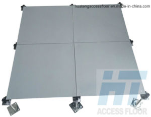 Steel Cementitious Access Floor (Grey-White Powder) pictures & photos