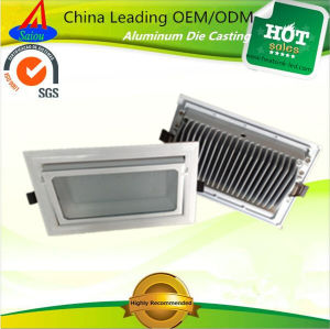 LED Alloy Heat Sink Floodlight Die Casting Aluminum