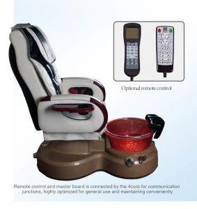 Salon Massage Chair Pedicure Machine with Vacuum pictures & photos