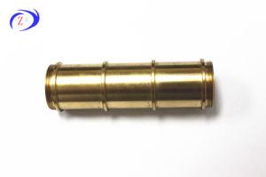 CNC Machining Parts Brass Tube
