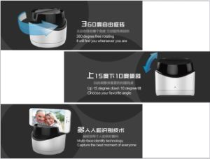 Smart Selfie Robot 360 Face Tracking Photo and Video Recorder for Mobile Phone Ios and Android APP Fiedora pictures & photos