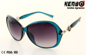 New Design Fashion Plastic Sunglasses with Nice Temple Kp50859 pictures & photos