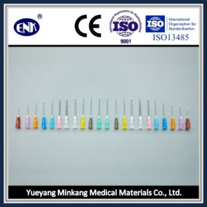 Medical Disposable Injection Needle (22G) , with Ce&ISO Approved pictures & photos