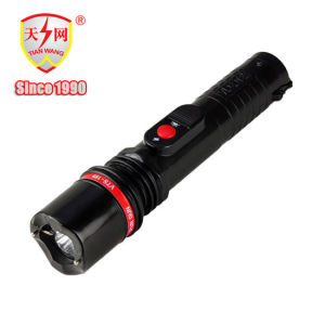 Plastic High Voltage Stun Guns with Flashlight pictures & photos