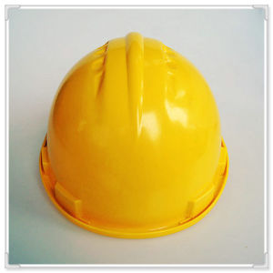 Safety Hard Hat Ce En397 Ansiz89.1 with Pin Lock Adjuster pictures & photos