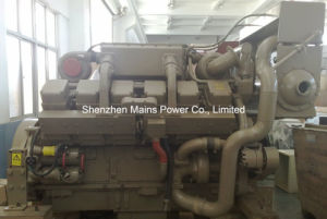 1200HP Cummins Marine Diesel Engine Fishing Boat Dredger Boat Engine pictures & photos