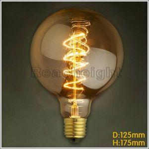 Fg G125 Spiral Round Shape Edison Bulbs Pendant Lamps pictures & photos