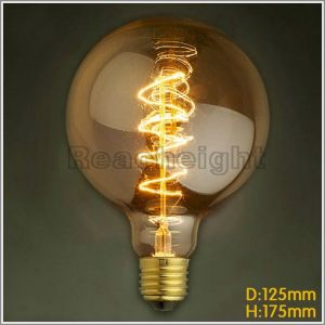 Spiral Round Shape Edison Bulbs Pendant Lamps pictures & photos