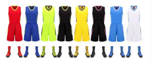 Healong Design Wholesale Start-Sky Sublimation Basketball Jerseys Uniforms Shirts pictures & photos