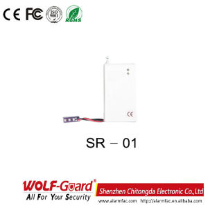 Wired or Wireless Water Instrusion Detector Make Alarm When It Detects Water Sr-01 pictures & photos