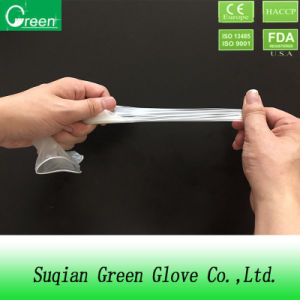 Clear Cheap Hospital Medical Glove pictures & photos
