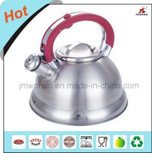 Soft Touch Color Handle Tea Kettle (FH-081R)