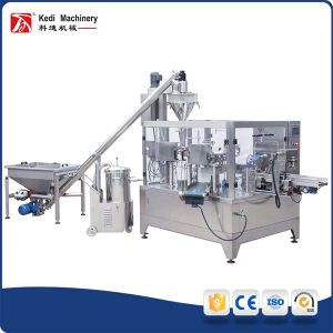 China Manufacturer Powder Packaging Machine for Stand up Pouch pictures & photos