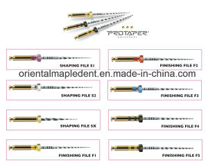 Dental Equipment Machine Use Protaper Universal Root Canal File pictures & photos