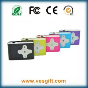 OEM Cute Design Business TF Card MP3 Player pictures & photos