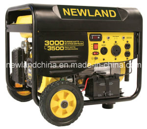 3kw 170f Engine Single Phase Gasoline Generator pictures & photos