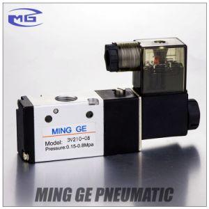 OEM Pneumatic Solenoid Valve (4V 3V 4M 4A Series) pictures & photos
