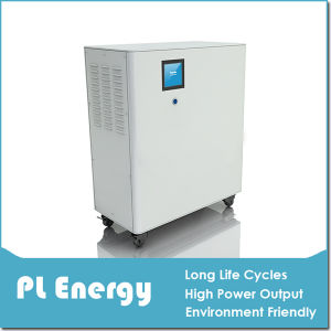 6.5kwh Solar System Backup Storage Lithium Battery (with 3000W inverter and MPPT charger)