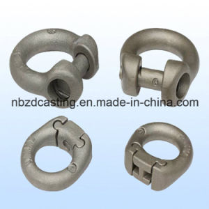 OEM Heat Resistant Steel Investment Casting Chain Links for Lepol Grate pictures & photos