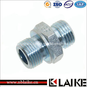 (1CG) Metric Male Thread O-Ring Seal Hydraulic Tube Fitting