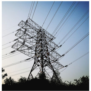 High Voltage Electric Power Transmission Tower Design/Steel Structure