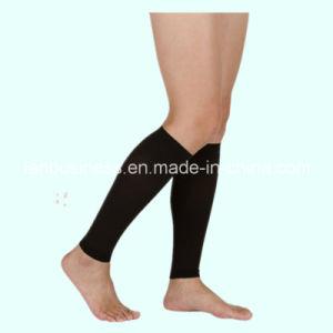 Ly 30-40mmhg Lycra Legguard Leg Sleeve pictures & photos