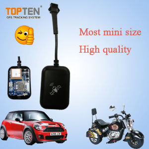 Micro GPS Transmitter Car Tracker for Motorcycle Mini GPS Tracker (mt05-kw) pictures & photos