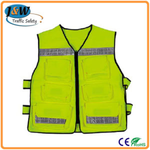 High Quality Adults En471 Standard Refective Safety Vest pictures & photos