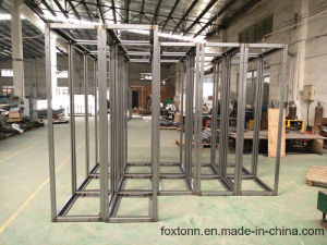 OEM China Manufactured Steel Frame for Electric Cabinet pictures & photos