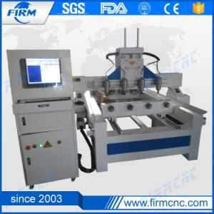 2017 New Four-Head Wood CNC Router Machine Hot Sale Worldwide pictures & photos