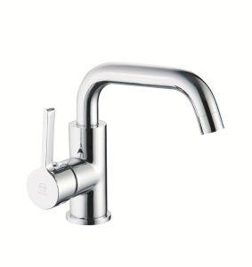 Chrome Plating Single Lever Kitchen Faucet pictures & photos
