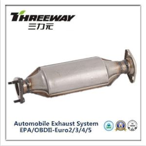 Three Way Catalytic Converter Direct Fit for GM DV6203c pictures & photos