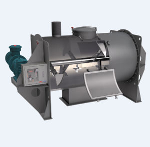 Plow Stiring High Power Mixer Machine pictures & photos
