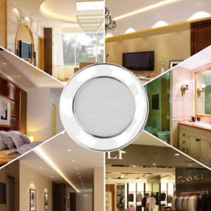 Hot Sale! Energy Saving 6W Round LED Panel Light pictures & photos