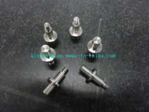 Custom Turned Parts CNC Turning Central Machinery Parts pictures & photos