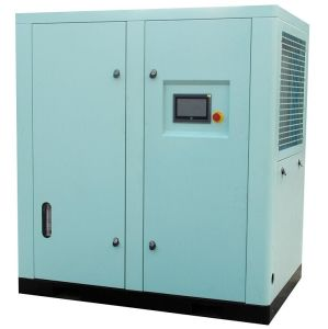 Most Popular Oil Free Screw Air Compressor (7.5KW-250KW) pictures & photos