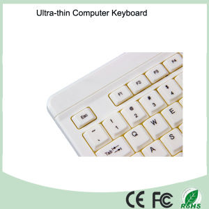 Standard Ergonomics Wired Type Customized Keyboard for Office (KB-1802) pictures & photos