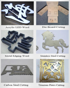 CNC Laser 1300X900 Metal Laser Cutting Machine Price pictures & photos