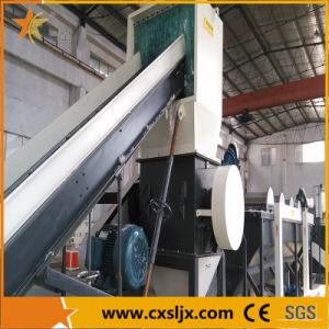 Waste PP/PE Film Crushing Washing Drying Recycling Production Line pictures & photos