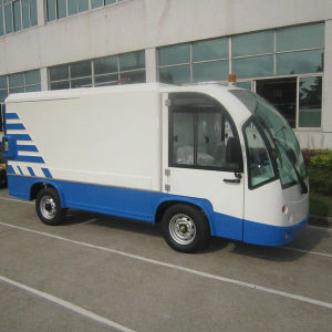 CE Approve Heavy Duty Electric Cargo Delivery Car (DT-12) pictures & photos