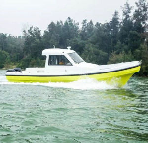 30 Feet Japanese Fiberglass Fishing Boat for Recreational pictures & photos