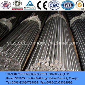 Polished Stainless Steel Round Bar Lagre Stock pictures & photos