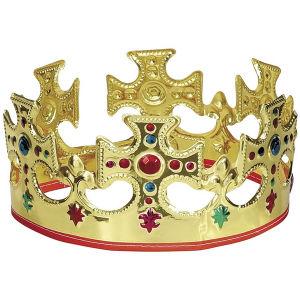 New Plastic Fairy Blinking Metallic Princess Tiara Crown pictures & photos