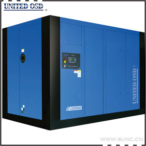Low Pressure Rotary Screw Air Compressor for Textile Industry