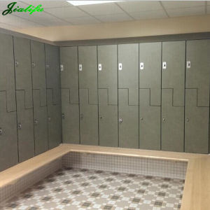 HPL Compact Board Dressing Room Locker (JLF-MYL074) pictures & photos