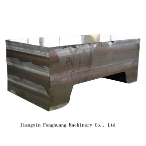 Rough Machined Die Forging Block pictures & photos